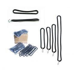 Rubbers en elastieken